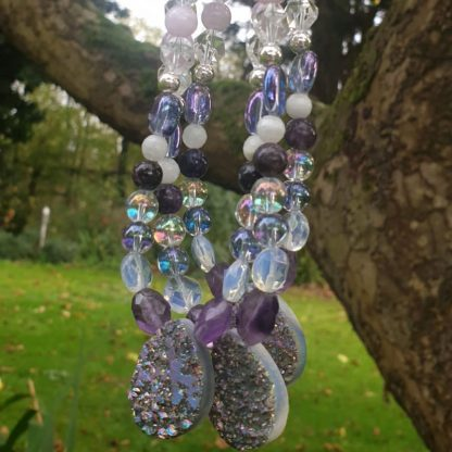 5 Dragon Elemental Necklace