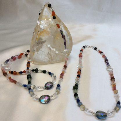 8 Archangel Necklace