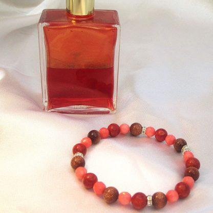 Archangel Azreal Bracelet B105