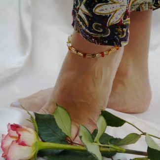 Be the Star that You Are Anklet
