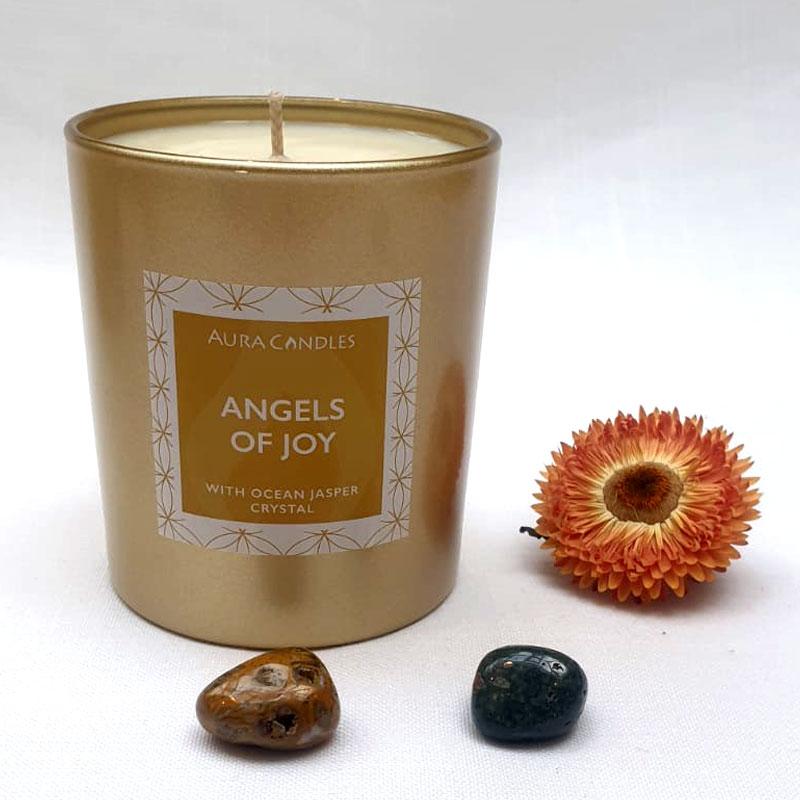 Angels of Joy Candle