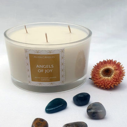 Angels of Joy Candle