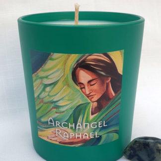 Archangel Raphael Candle