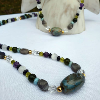 New Earth Necklace