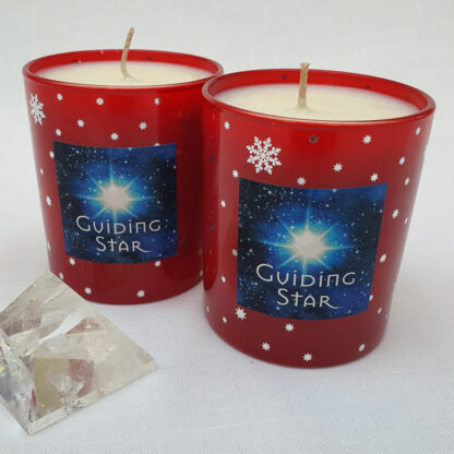 Guiding Star Candle