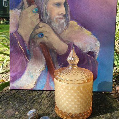Merlin Candle