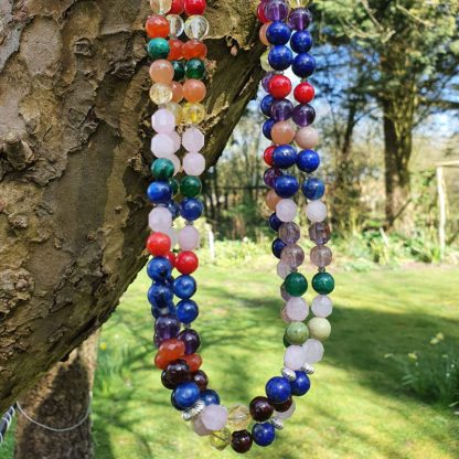 21 Keys of Aura-Soma Necklace